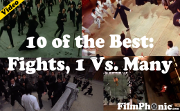 10 of the Best: Fights,1 Vs. Many (Warning: Graphic content +18)