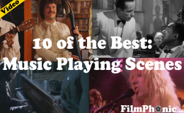 10 of the Best: Music Playing Scenes