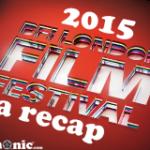 BFI London Film Festival 2015