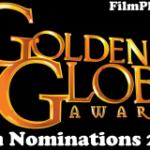 Golden Globe Film Nominations 2017