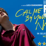 Call Me by Your Name (2017)- BFI London Film Festival 2017