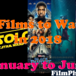 12 Films to Watch in 2018 (January to June)