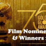 Golden Globe Awards 2018